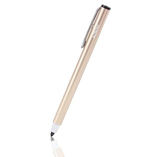 aibow 極細 タッチペン スマートフォン タブレット スタイラスペン iPad iPhone Android 充電式