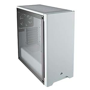 Corsair Carbide 275R Tempered Glass -White- ミドルタワー型PCケース [強化ガラスモデル] CS7224 CC-9011133-WW