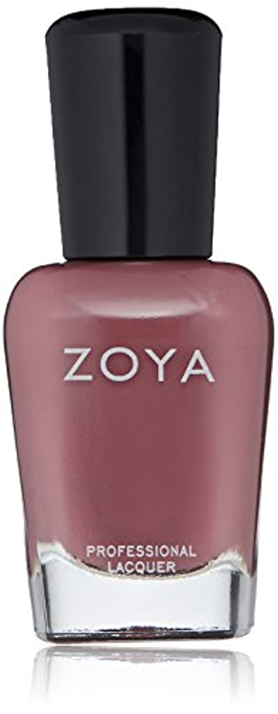 ミュウミュウトマト補償ZOYA ゾーヤ ネイルカラー ZP907 JONI ジョニ 15ml マット 爪にやさしいネイルラッカーマニキュア