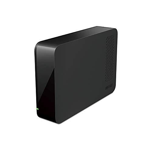 BUFFALO USB3.0 外付けハードディスク PC/家電対応 4TB ...
