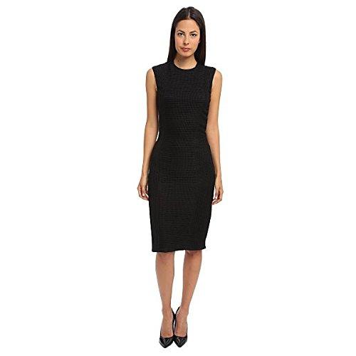 ヘルムート ラング トップス ワンピース Framing Detail Dress Black [並行輸入品]