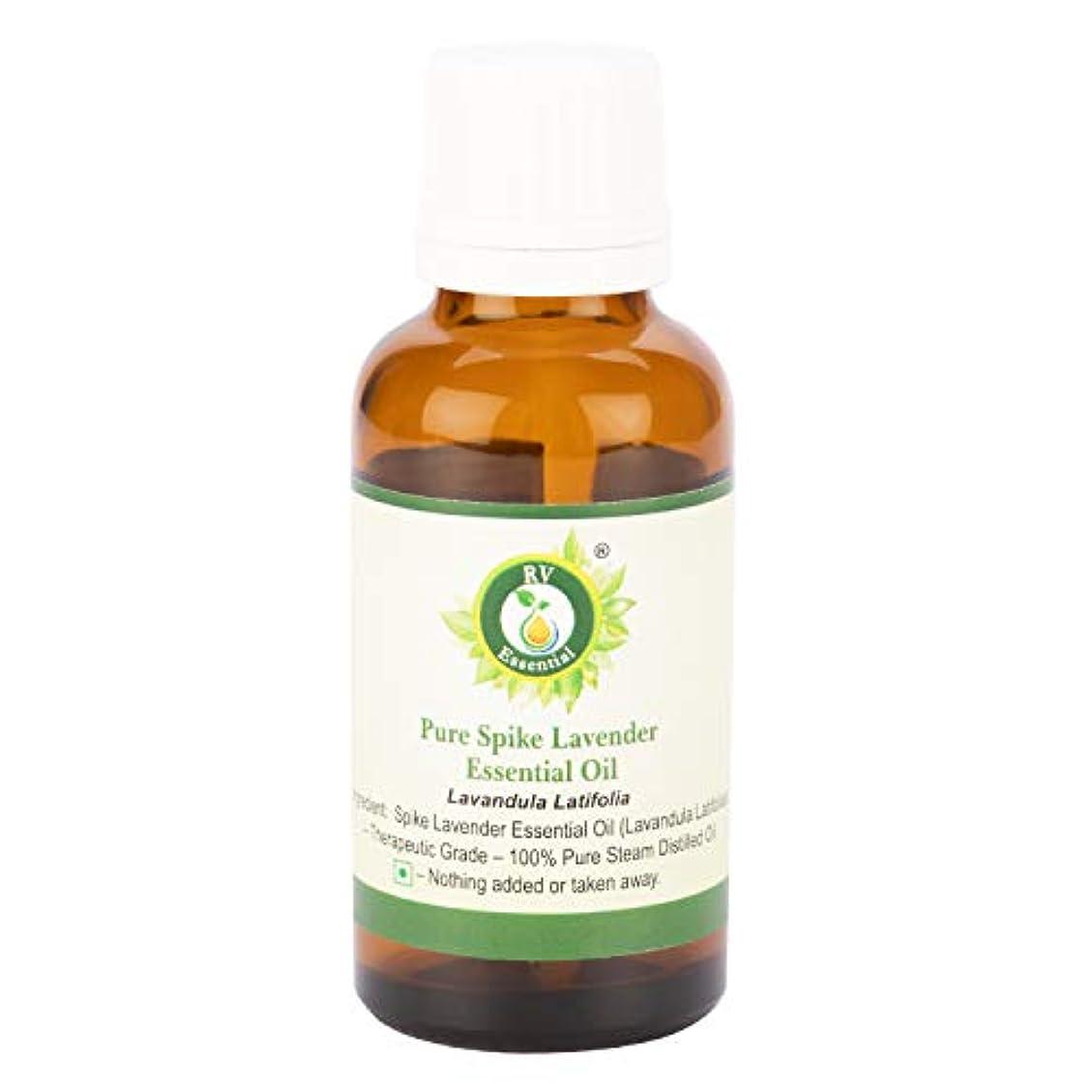 ホバートファーザーファージュリンケージ純粋なスパイクラベンダーエッセンシャルオイル630ml (21oz)- Lavandula Latifolia (100%純粋&天然スチームDistilled) Pure Spike Lavender Essential...