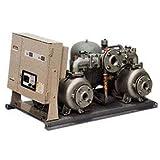 川本ポンプ ポンパー KFEH ステンレス製 給湯加圧ユニット KFEH形 交互 50Hz/60Hz KFEH40A2.2