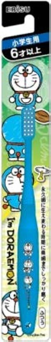 数字雑品トーナメント【まとめ買い】エビス子供 アイムドラえもんハブラシ6才以上 ×3個