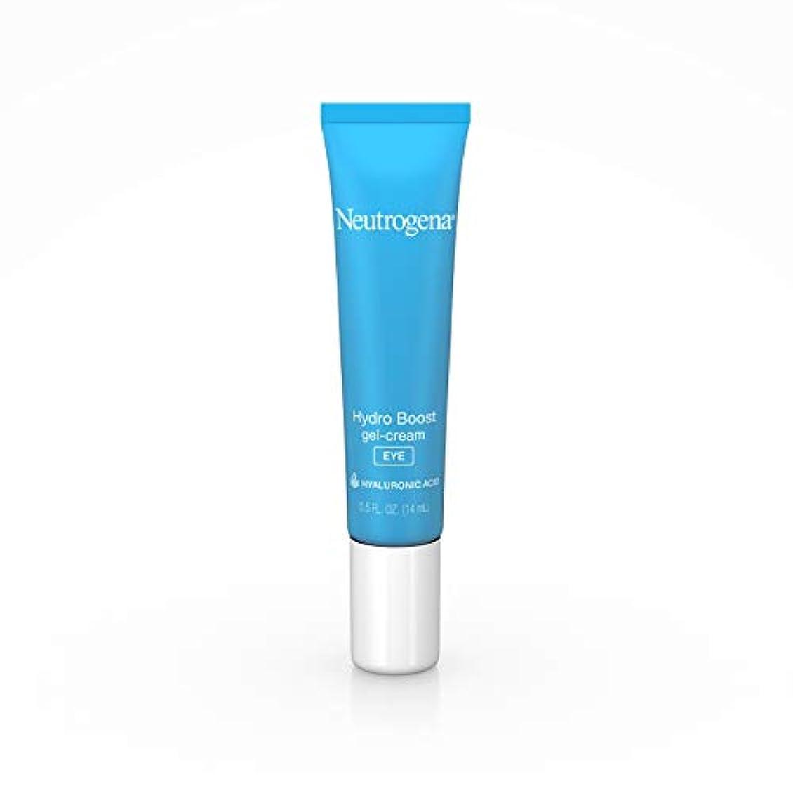 ビジュアル魂硬化するNeutrogena Hydro Boost gel-cream、extra-dryスキン