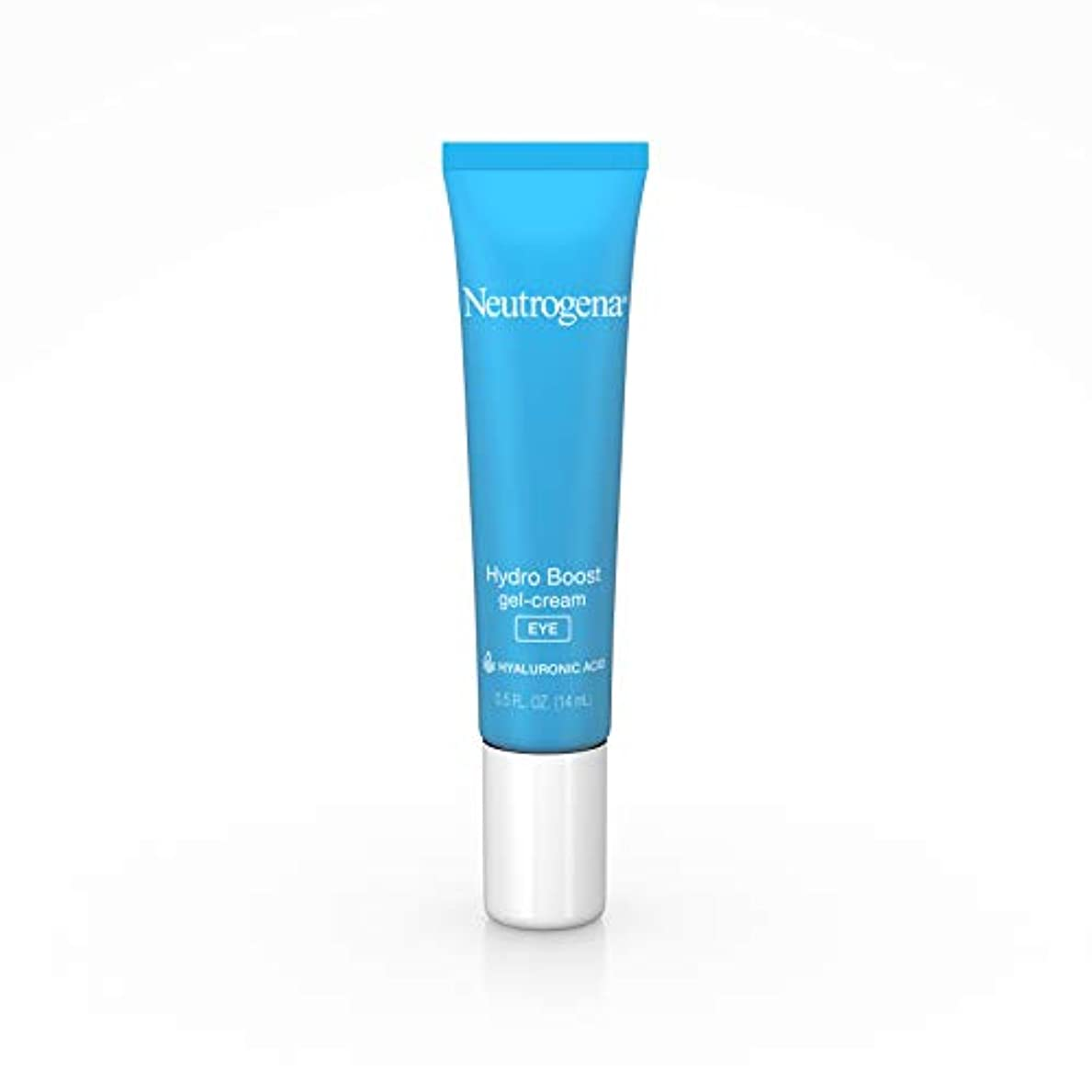 発症終点約Neutrogena Hydro Boost gel-cream、extra-dryスキン