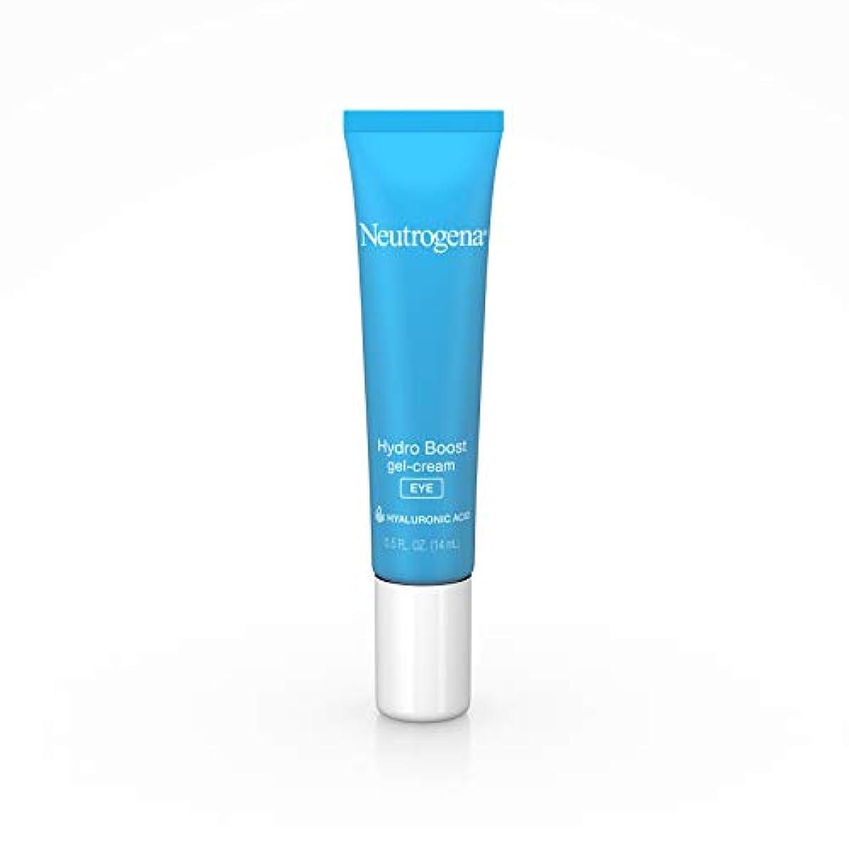 保護境界花弁Neutrogena Hydro Boost gel-cream、extra-dryスキン
