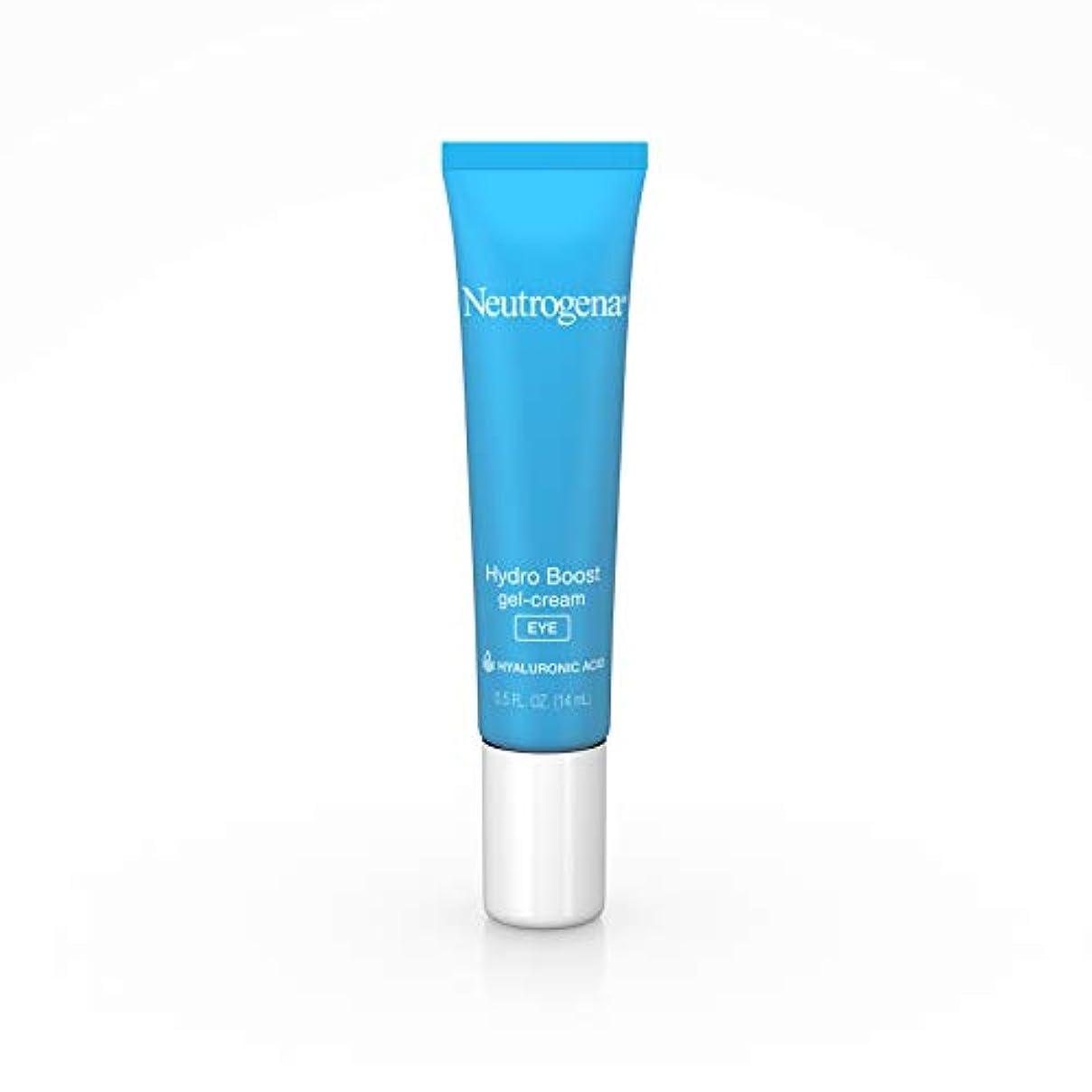 百科事典模倣溶けたNeutrogena Hydro Boost gel-cream、extra-dryスキン