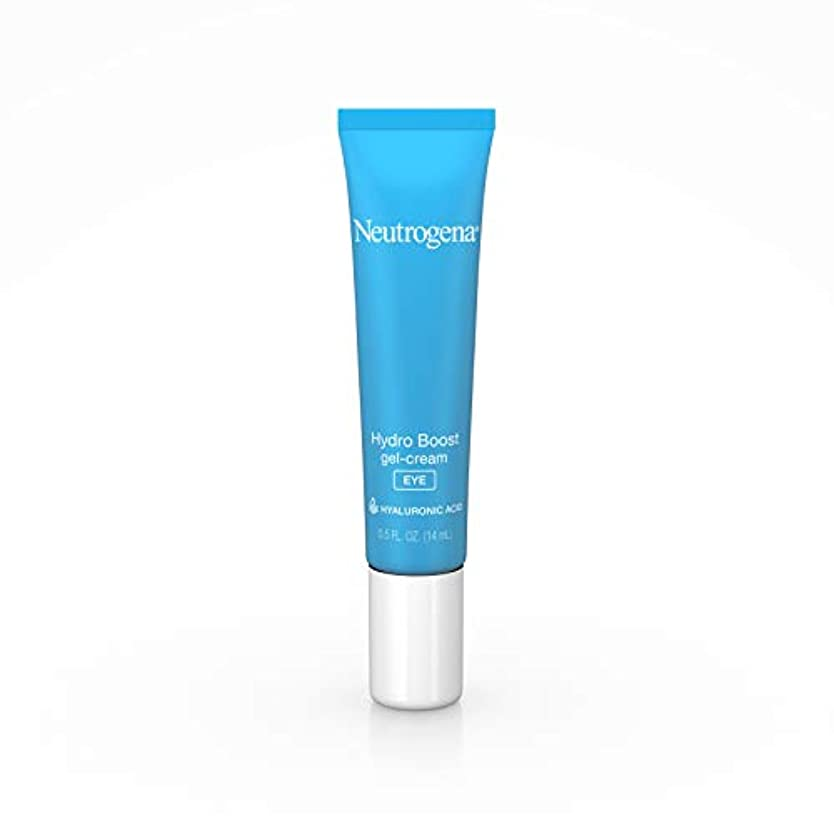 雄弁な後退するメールNeutrogena Hydro Boost gel-cream、extra-dryスキン