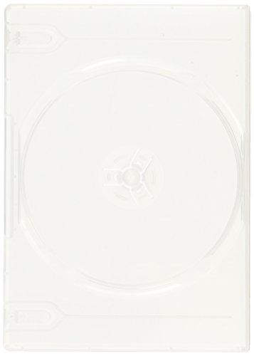 DVDトールケース 2枚収納 CCD-DVD04