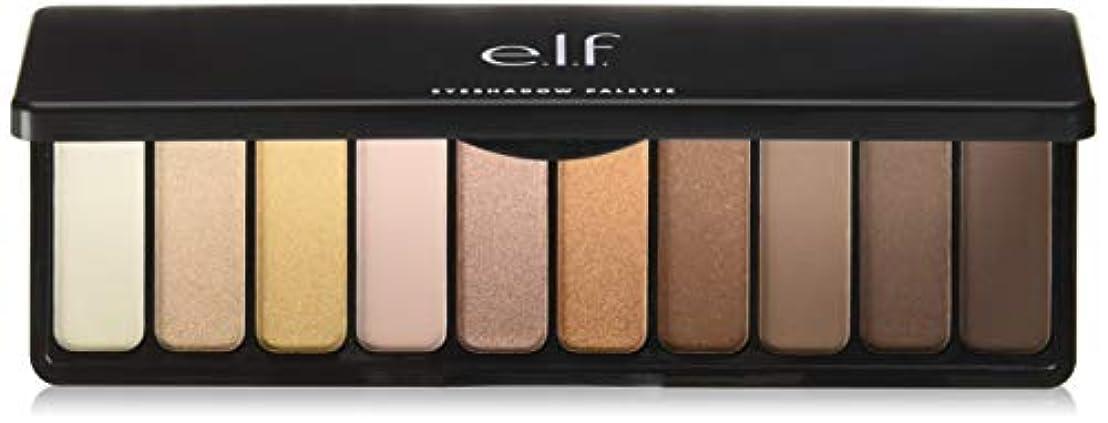 ジャンルワゴンナサニエル区e.l.f. Need It Nude Eyeshadow Palette(New) (並行輸入品)
