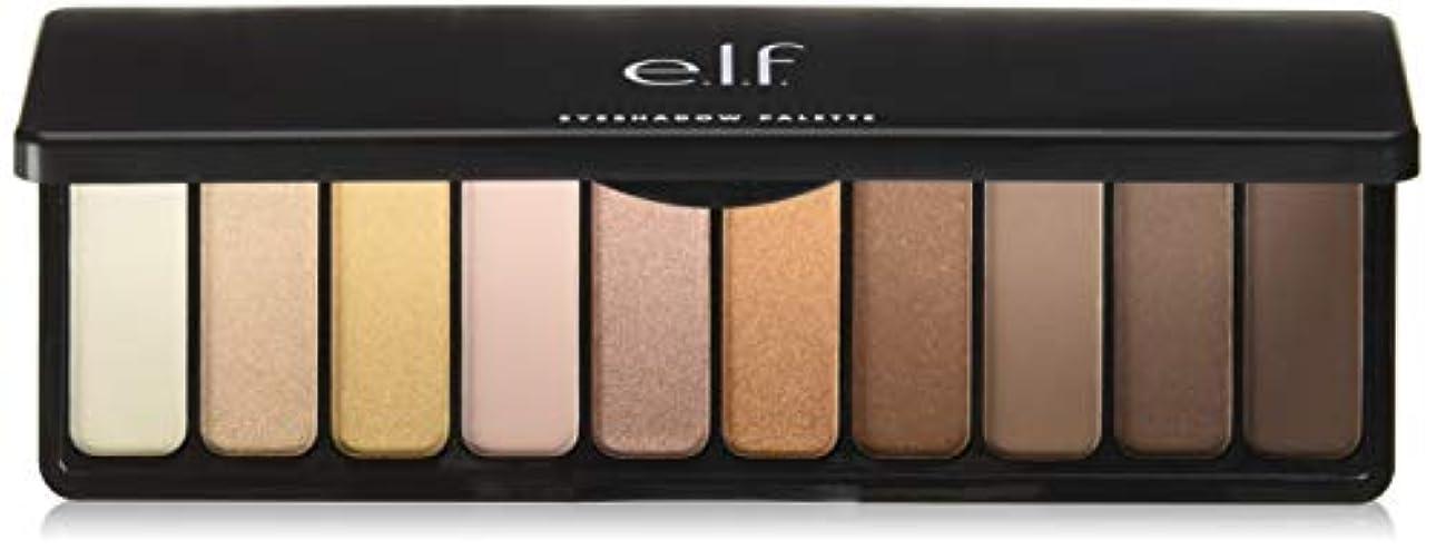 め言葉憲法摘むe.l.f. Need It Nude Eyeshadow Palette(New) (並行輸入品)