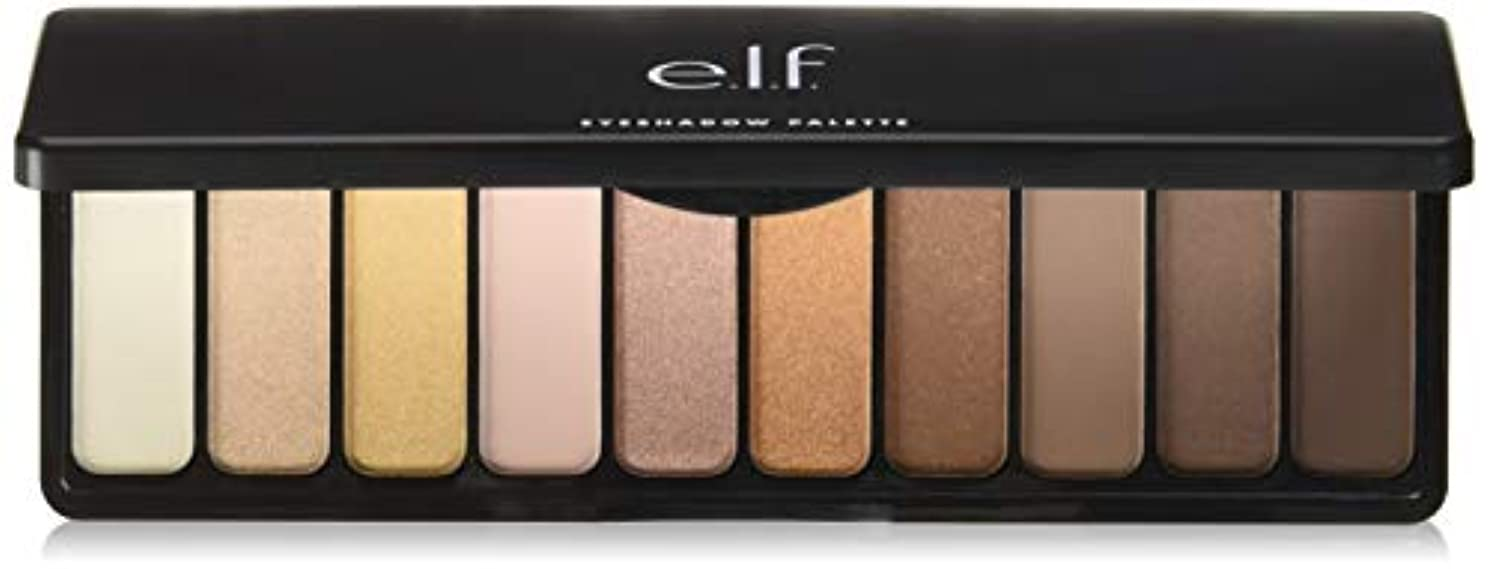テザーうめきタイプライターe.l.f. Need It Nude Eyeshadow Palette(New) (並行輸入品)