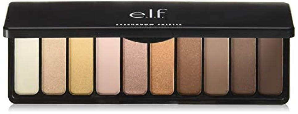 評判ミキサー平らにするe.l.f. Need It Nude Eyeshadow Palette(New) (並行輸入品)