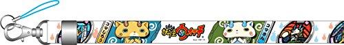 ハセプロ ネックストラップ 妖怪ウォッチ07 コマさん&コマ次郎NS