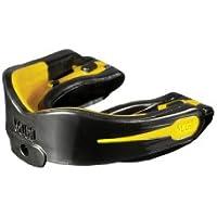 MoGo Sport Adult Lemon Flavored Mouthguard, Black by MoGo Sport