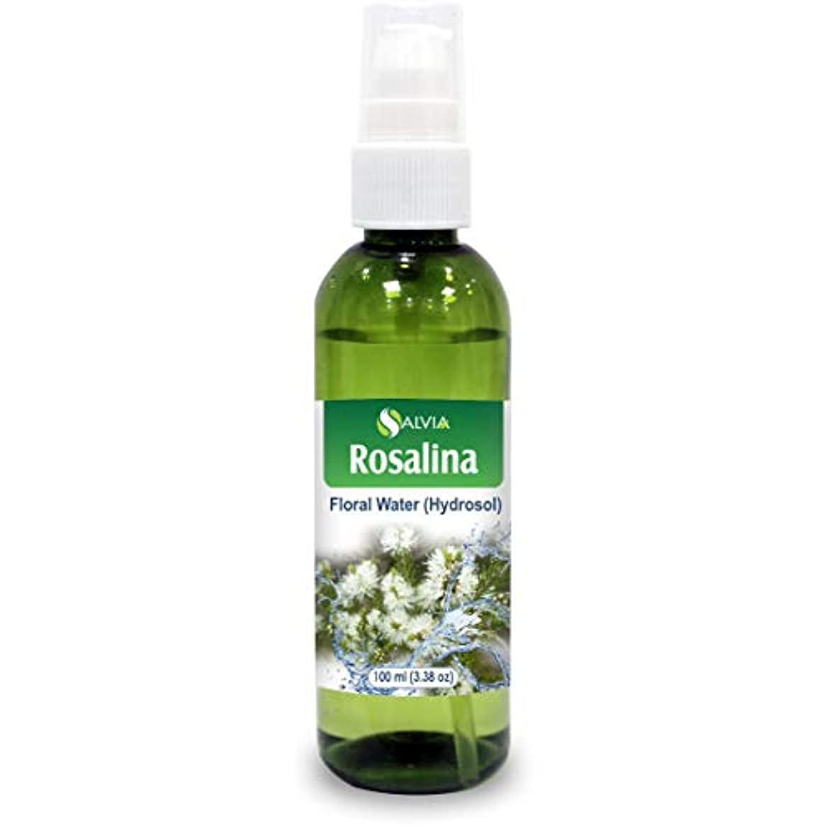 インチ幸運な未接続Rosalina Oil Floral Water 100ml (Hydrosol) 100% Pure And Natural