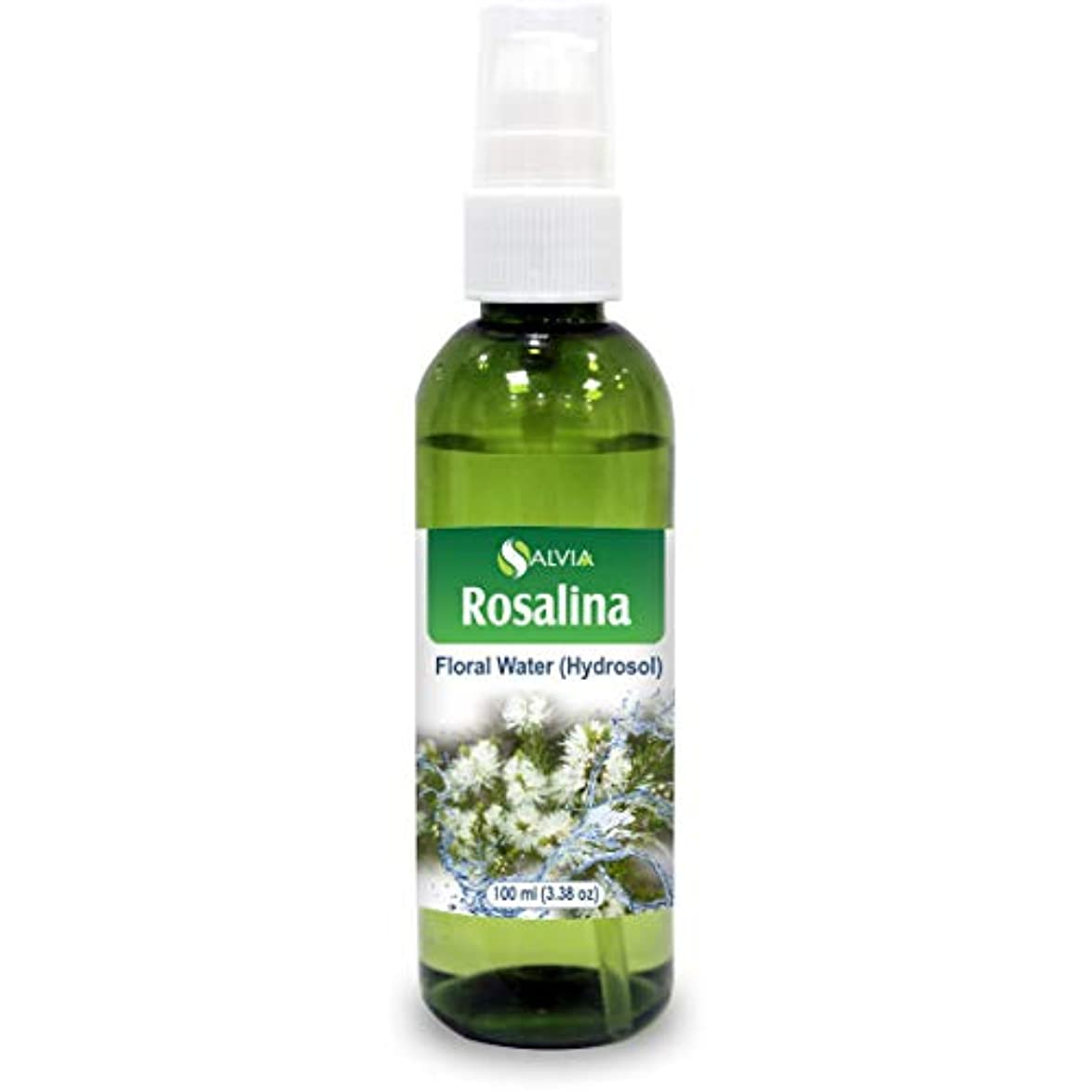 ファーザーファージュ軍永続Rosalina Oil Floral Water 100ml (Hydrosol) 100% Pure And Natural