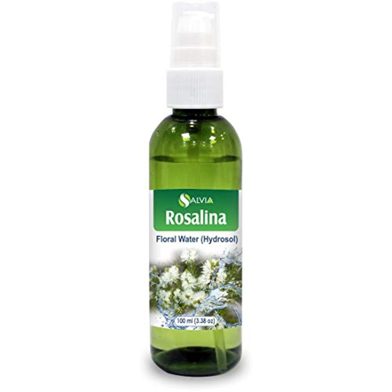 Rosalina Oil Floral Water 100ml (Hydrosol) 100% Pure And Natural