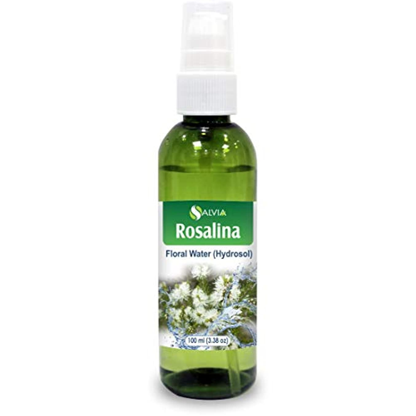 熱心なフォアタイプフルーツ野菜Rosalina Oil Floral Water 100ml (Hydrosol) 100% Pure And Natural