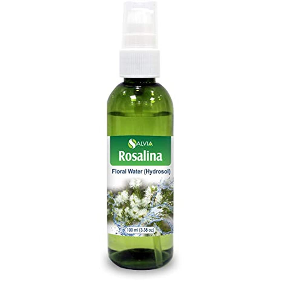 背景下る方法Rosalina Oil Floral Water 100ml (Hydrosol) 100% Pure And Natural