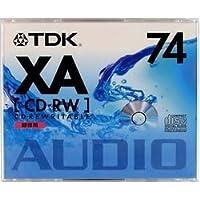 TDK CD-RW音楽用 74分 [CD-RWXA74N]