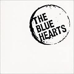 THE BLUE HEARTS「TRAIN-TRAIN」のジャケット画像