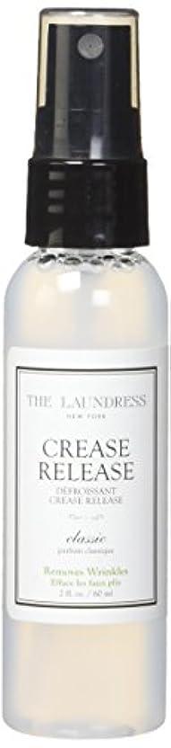 チケット離婚蒸気THE LAUNDRESS(ザ?ランドレス)  クリースリリース classicの香り 60ml