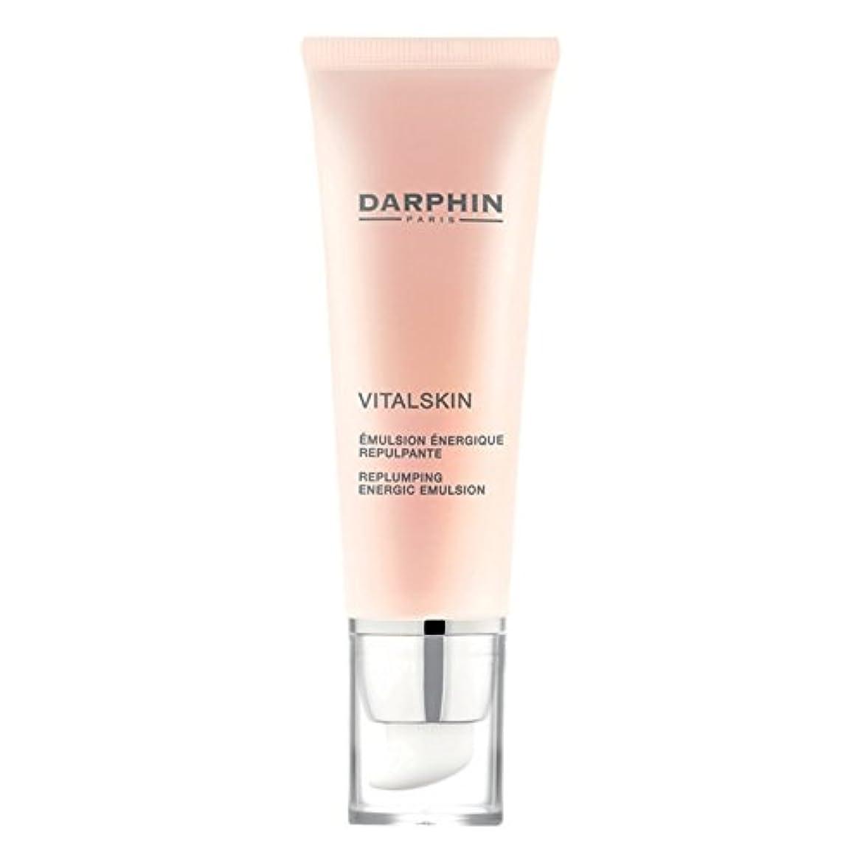 鼻凍結宣教師EnergicエマルジョンをReplumping Vitalskinダルファン、50ミリリットル (Darphin) (x2) - Darphin Vitalskin Replumping Energic Emulsion...