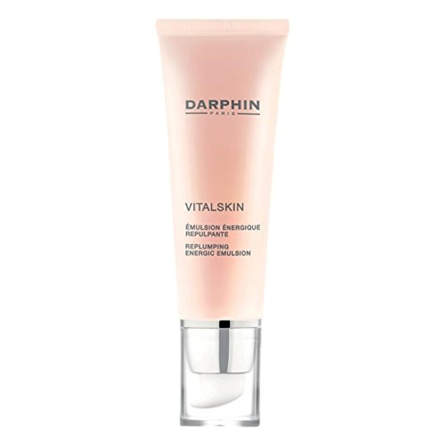 薬用計画しおれたEnergicエマルジョンをReplumping Vitalskinダルファン、50ミリリットル (Darphin) - Darphin Vitalskin Replumping Energic Emulsion, 50ml...