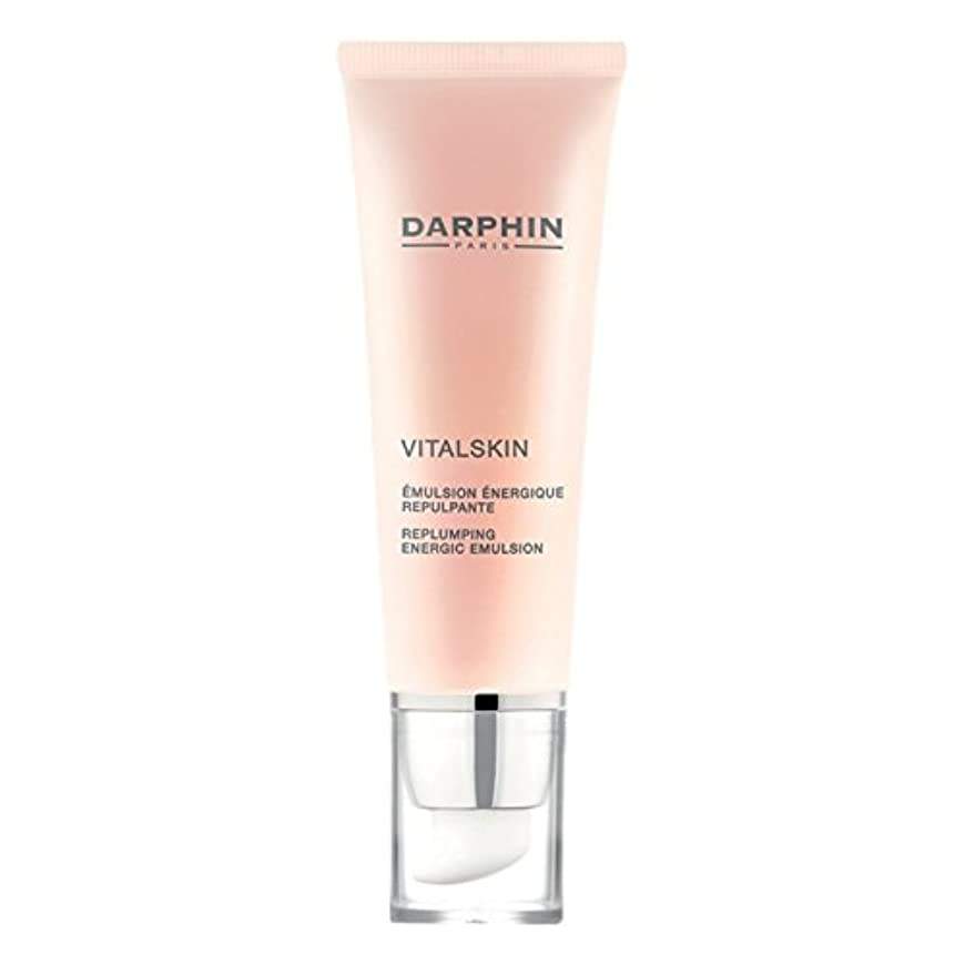 来て騒ウミウシEnergicエマルジョンをReplumping Vitalskinダルファン、50ミリリットル (Darphin) (x2) - Darphin Vitalskin Replumping Energic Emulsion...