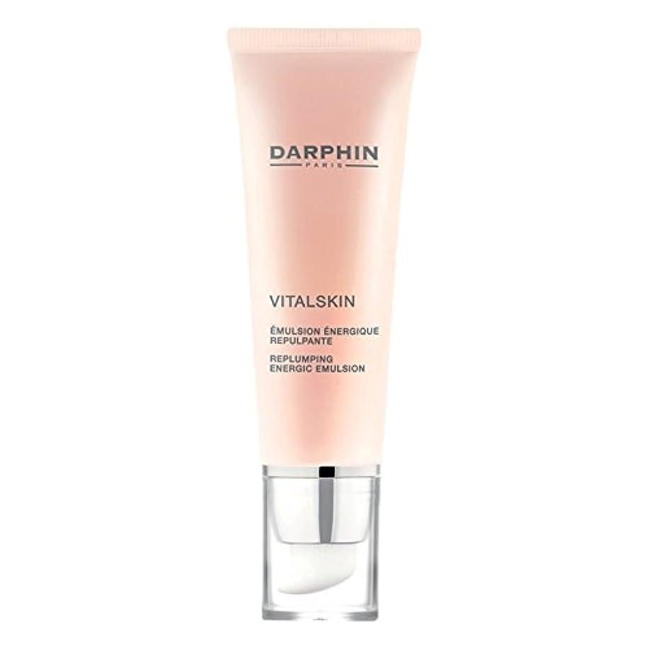丈夫データムレジEnergicエマルジョンをReplumping Vitalskinダルファン、50ミリリットル (Darphin) (x2) - Darphin Vitalskin Replumping Energic Emulsion...