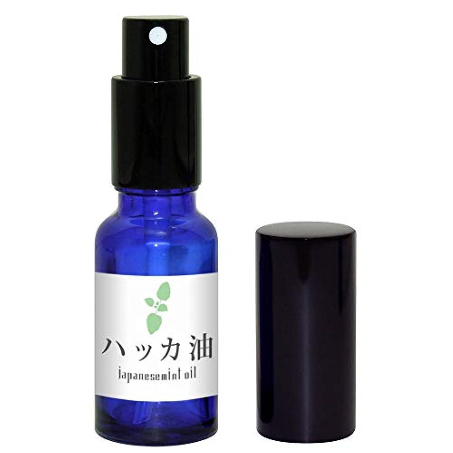 薬剤師水っぽい評価するガレージゼロ ハッカ油 (スプレー瓶入20ml)