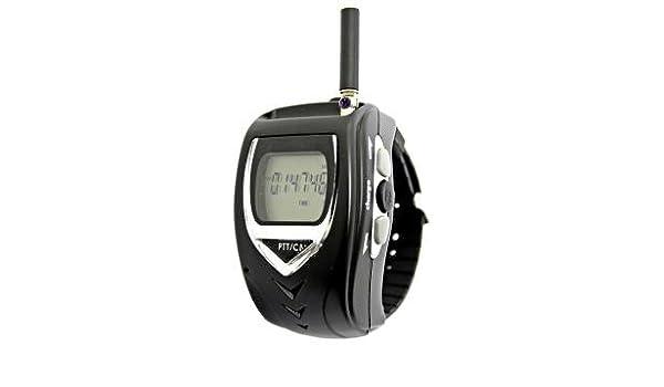 eddb2a9b31 Amazon | 腕時計型 特定小電力トランシーバー2台セット(免許・資格不要[総務省技術基準適合品])(品番FT-20W)F.R.C(emp) |  不明 | 特定小電力トランシーバー