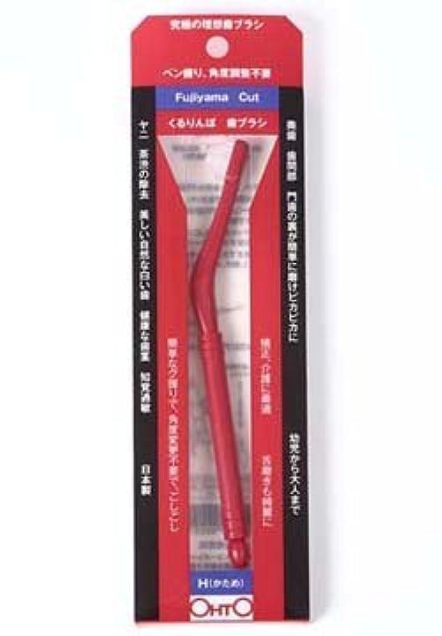 グッゲンハイム美術館ブリーフケース軽減くるりんぼ フジヤマカット 歯ブラシ かため