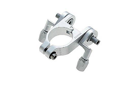 DIXNA(ディズナ) レバーコラム マウント 22.2mm シルバー シルバー