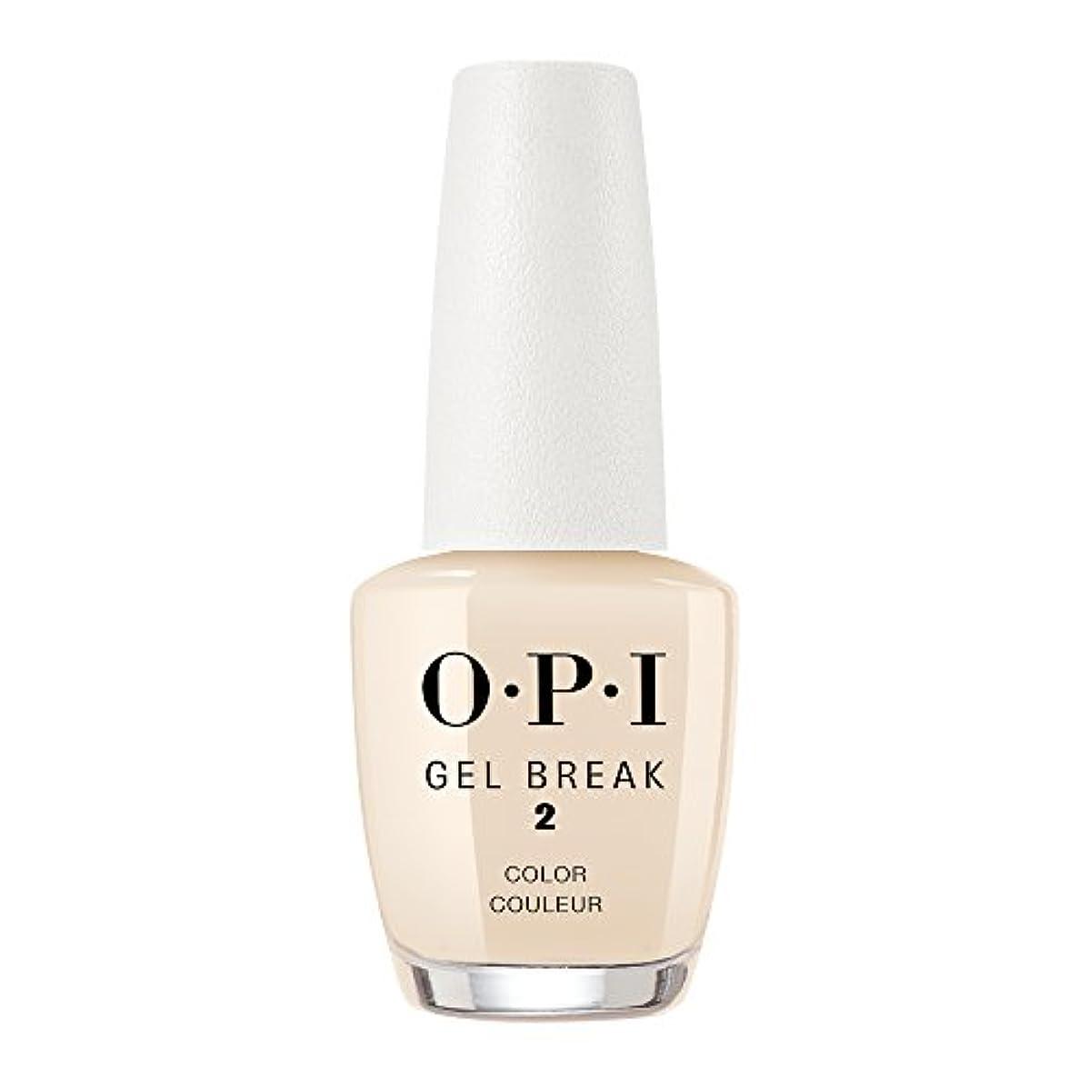 より臭いその後OPI(オーピーアイ) ジェルブレイク NTR05 ベアリー ベージュ