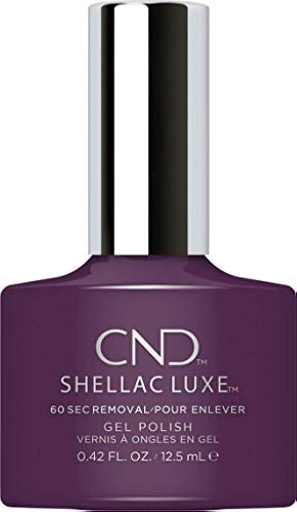 聡明流行なるCND Shellac Luxe - Rock Royalty - 12.5 ml / 0.42 oz