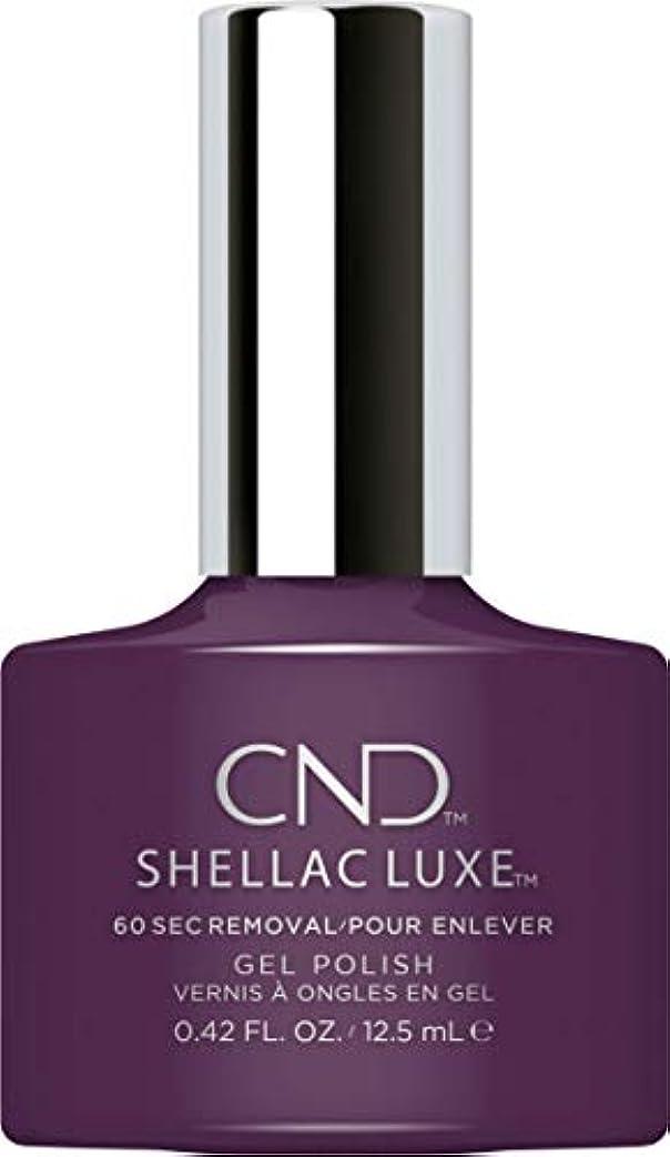 最悪信念七時半CND Shellac Luxe - Rock Royalty - 12.5 ml / 0.42 oz