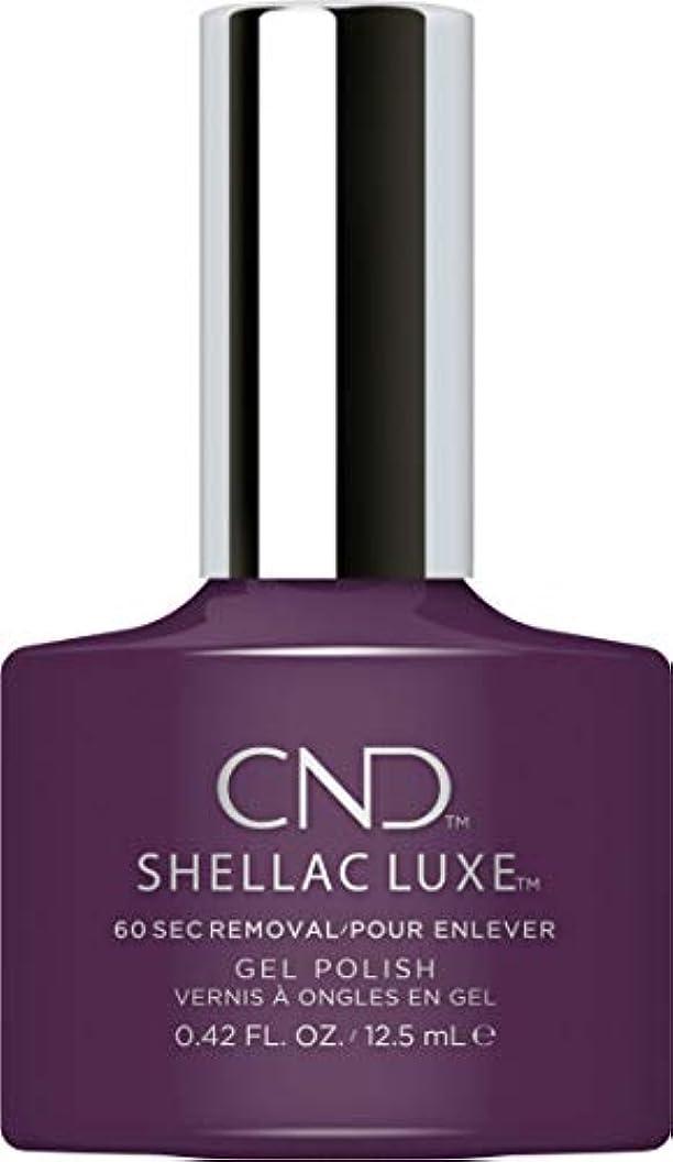 壁紙へこみ粒CND Shellac Luxe - Rock Royalty - 12.5 ml / 0.42 oz