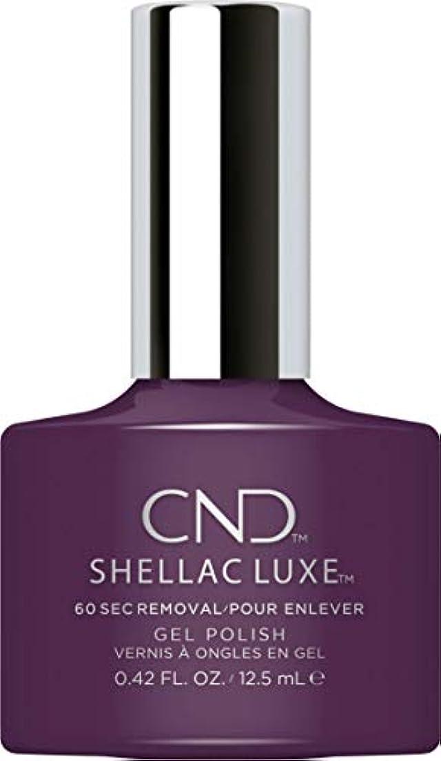 夫婦接続詞並外れてCND Shellac Luxe - Rock Royalty - 12.5 ml / 0.42 oz