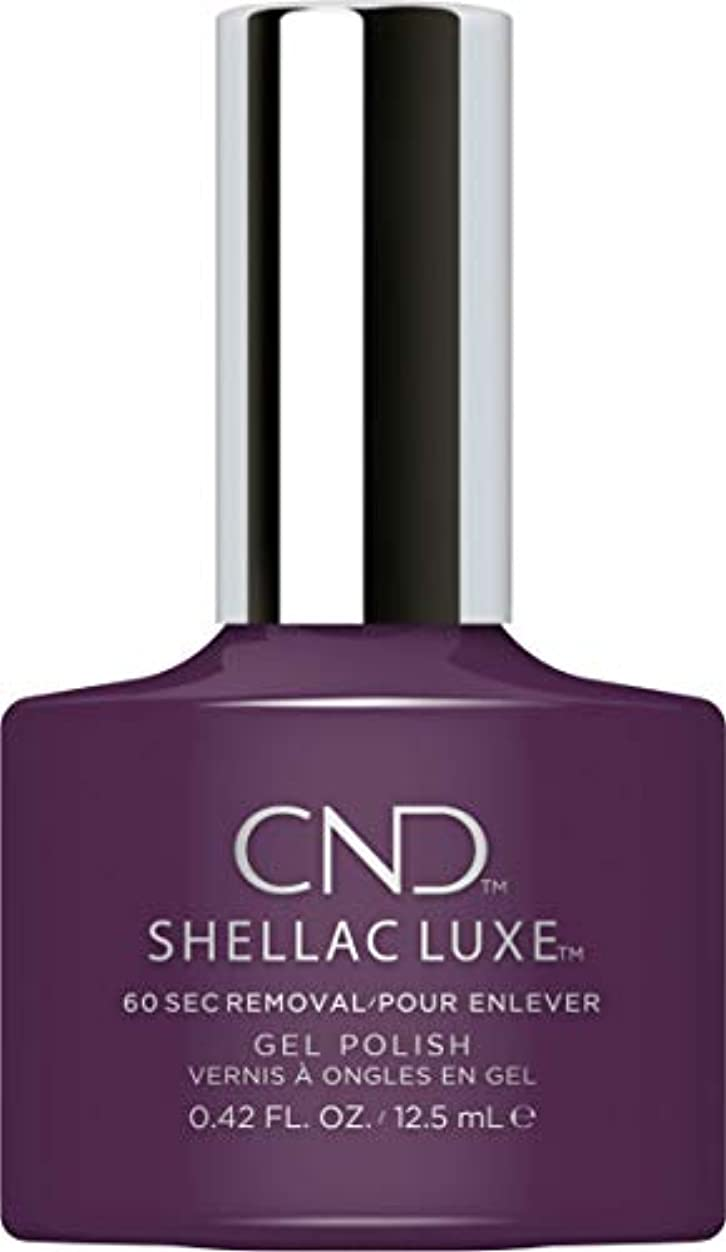 暗くする癌超越するCND Shellac Luxe - Rock Royalty - 12.5 ml / 0.42 oz