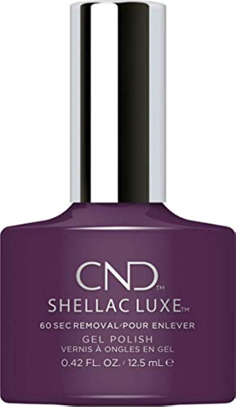ビヨン首冷えるCND Shellac Luxe - Rock Royalty - 12.5 ml / 0.42 oz