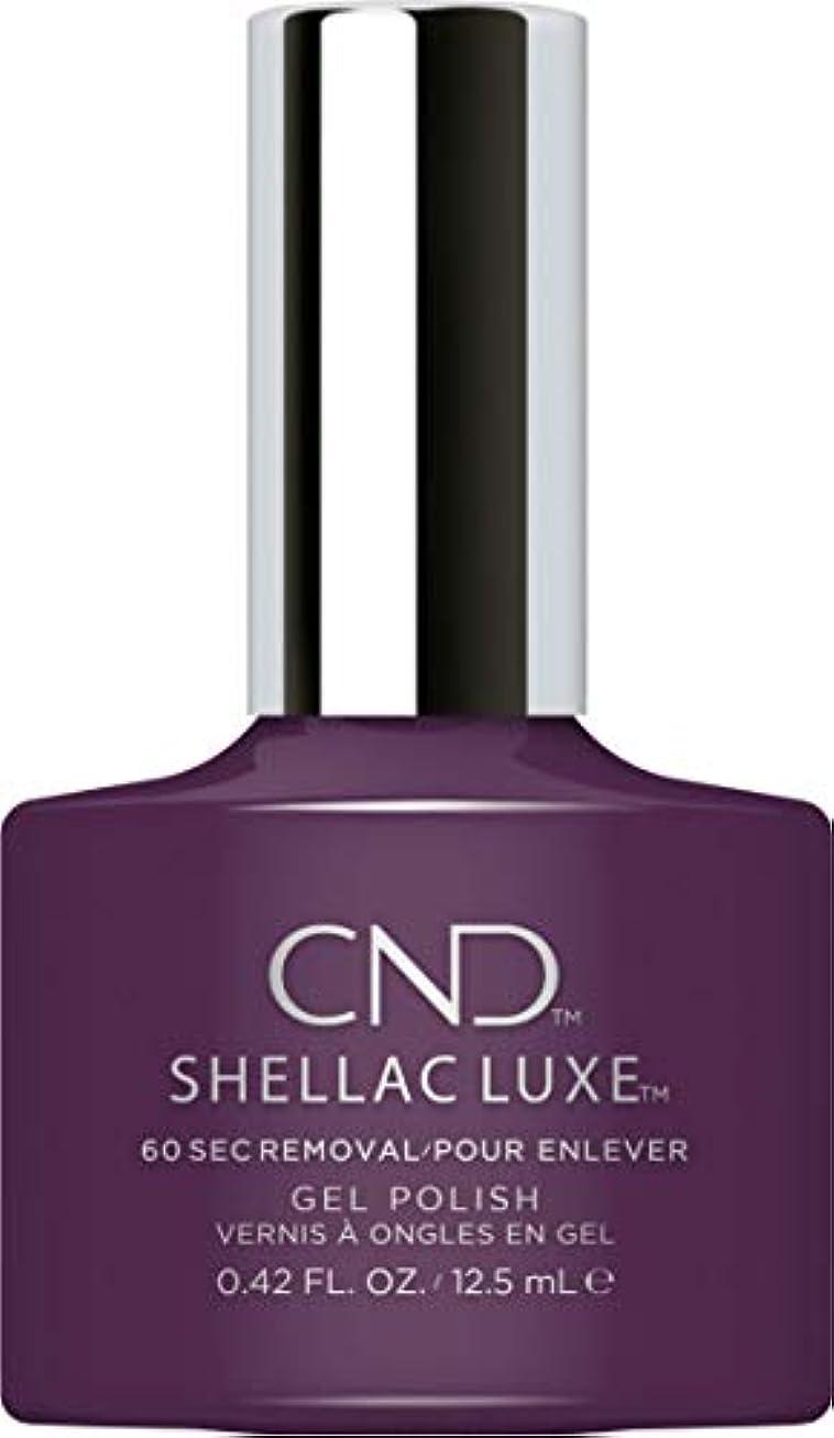 ポータル外国人間違いCND Shellac Luxe - Rock Royalty - 12.5 ml / 0.42 oz