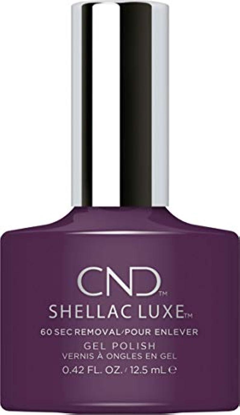 驚くばかり第四行列CND Shellac Luxe - Rock Royalty - 12.5 ml / 0.42 oz