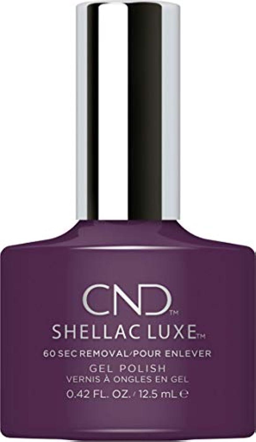 服クスコつまらないCND Shellac Luxe - Rock Royalty - 12.5 ml / 0.42 oz