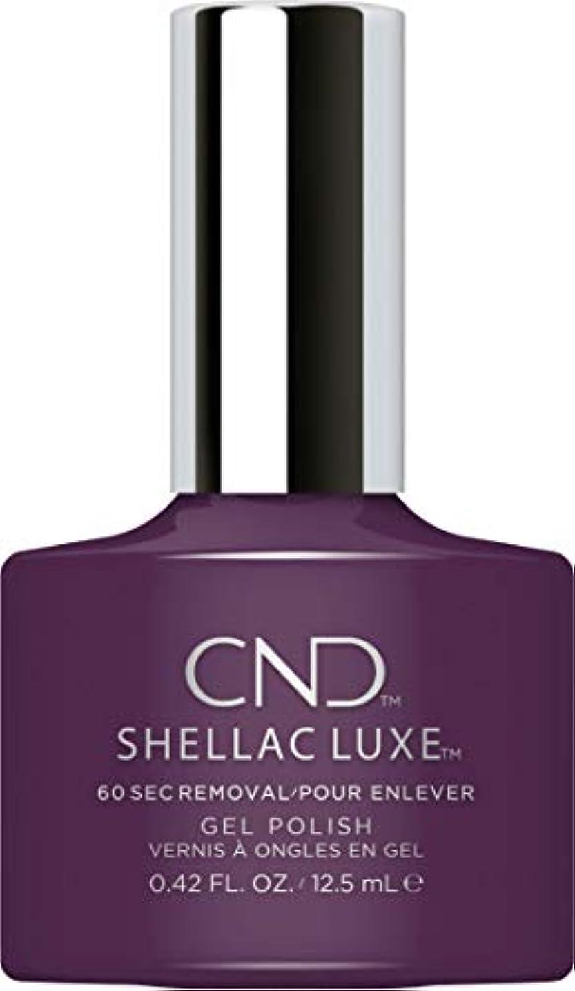トマト決定する建てるCND Shellac Luxe - Rock Royalty - 12.5 ml / 0.42 oz