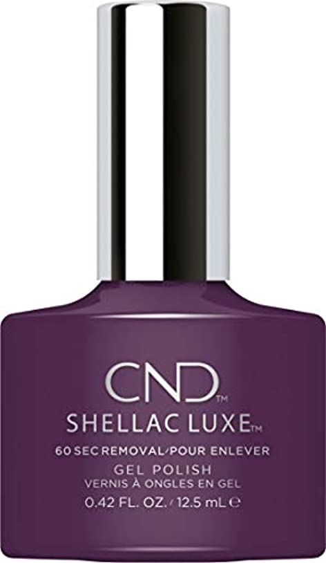マート作りますパーセントCND Shellac Luxe - Rock Royalty - 12.5 ml / 0.42 oz