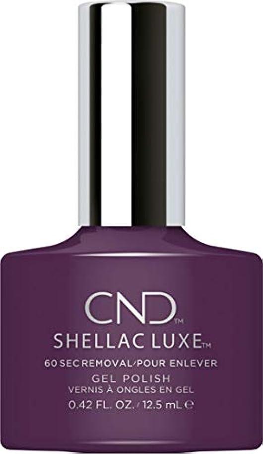 バイバイ慢性的簡略化するCND Shellac Luxe - Rock Royalty - 12.5 ml / 0.42 oz