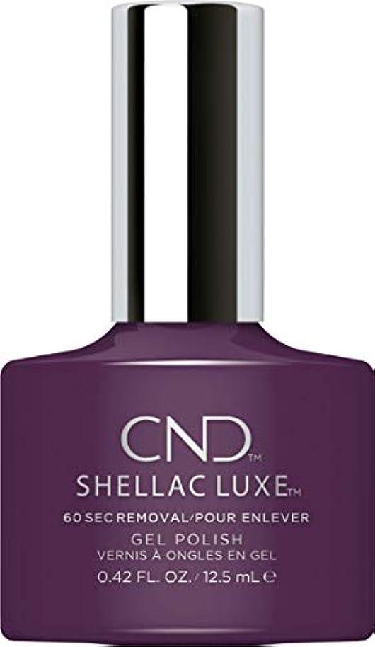 一般的に拒絶する硬化するCND Shellac Luxe - Rock Royalty - 12.5 ml / 0.42 oz